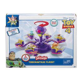 Toy Story 4 Minis Set de Juego Terrorantulus