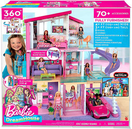 Barbie Casa de los Sueños 360°