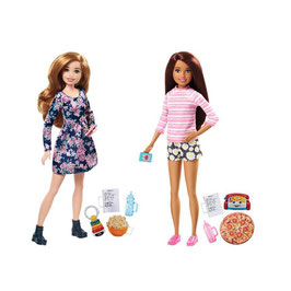 Barbie Surtido Skipper Baby Sitter Inc.