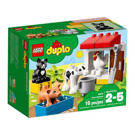 Animales de la Granja Lego Duplo