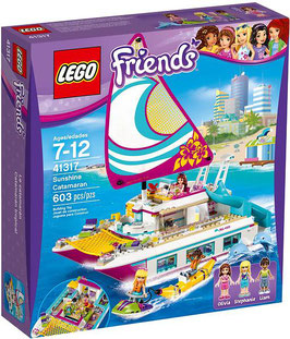 Catamarán Tropical Lego Friends