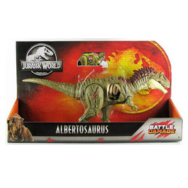 Jurassic World Battle Damage Albertosaurus
