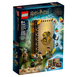 Momentos Hogwarts: Clase de Herbología Lego Harry Potter