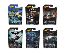 Hot Wheels Batman Batmobils Colección