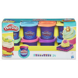 Play-Doh Plus Pack 8