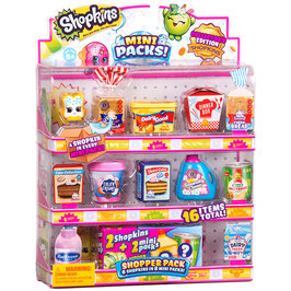 Shopkins Mini Packs Shopper Pack 8