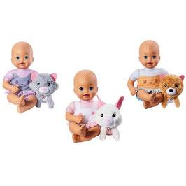 Little Mommy Surtido Bebita con Mascota Fisher Price