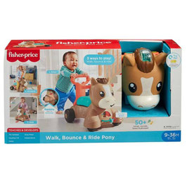 Fisher Price Pony Camina Conmigo