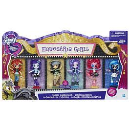 My Little Pony Colección de Película Equestria Girls