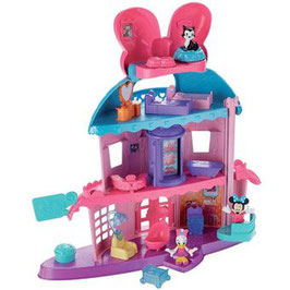 Fisher Price Minnie Hogar Dulce Hogar
