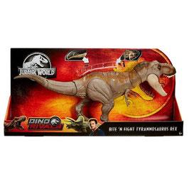 Jurassic World T- Rex de Batalla