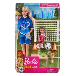 Barbie Entrenadora de Fútbol