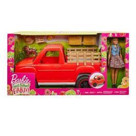Barbie Sweet Orchard Camión de la Granja