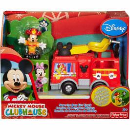 Mickey Mouse Camión de bomberos de Mickey Mouse