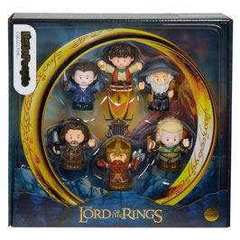 Little People Collector Lord of The Rings 6-Pack