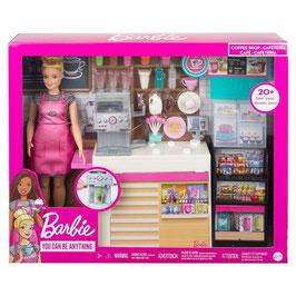 Barbie Set de Cafetería