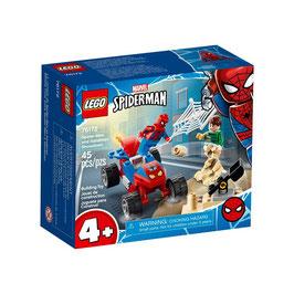 Batalla Final entre Spider-Man y Sandman Lego Marvel Spiderman