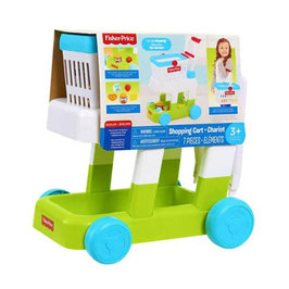 Carro de Supermercado Fisher Price