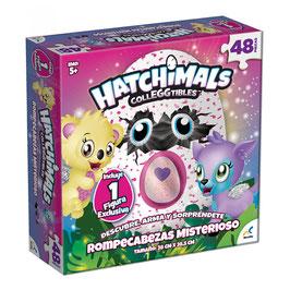 Rompecabezas Misterio Hatchimals Colleggtibles