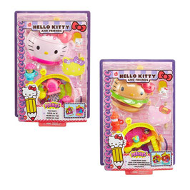 Surtido Minis Compacto Hello Kitty and Friends