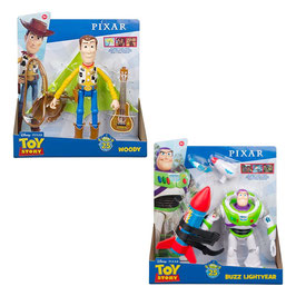 Toy Story Surtido Figuras Básicas Escenas Icónicas 25 Aniversario