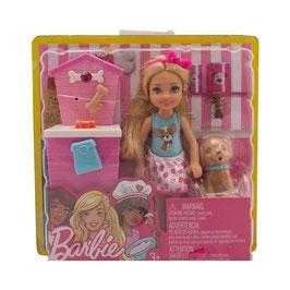 Barbie Stand de Bocadillos Chelsea