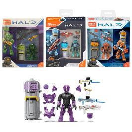 Halo Surtido Paquetes de Poder Mega Construx