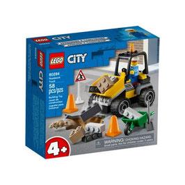 Vehículo de Obras en Carretera Lego City