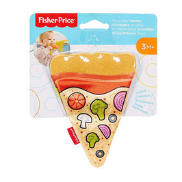 Mordedera de Pizza Fisher Price