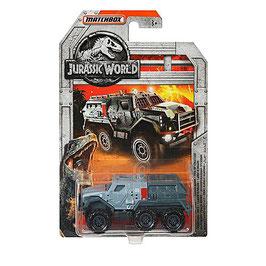 Surtido Vehiculos Jurassic World Matchbox