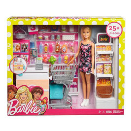 Barbie Supermercado