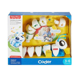 Coder Fisher Price