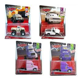 Cars Surtido de Personajes de Lujo
