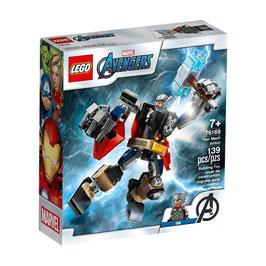 Armadura Robótica de Thor Lego Marvel Avengers