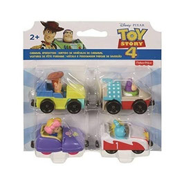 Toy Story 4 Surtido Vehículos de Carnaval Fisher Price
