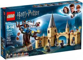 Sauce Boxeador de Hogwarts Lego Harry Potter