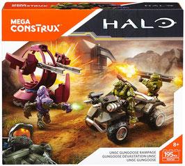 Halo UNSC Gungoose Rampage Mega Construx