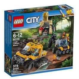 Jungla : Misión en semioruga Lego City