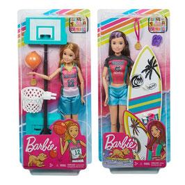 Barbie Dreamhouse Adventures Surtido de Hermanas