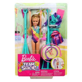 Barbie Team Stacie Conjunto de Gimnasta