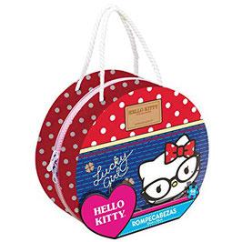 Rompecabezas Hello Kitty en Maletín