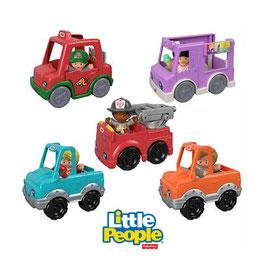 Little People Surtido de Vehículos Pequeños