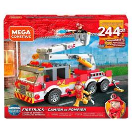 Camión de Bomberos Mega Construx Wonder Builders
