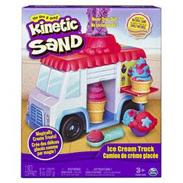 Camión de Helados Kinetic Sand