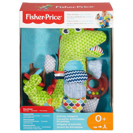 Surtido Animales de Actividades Divertidas Fisher Price