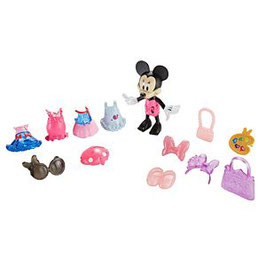Fisher Price Minnie Moda a la Francesa