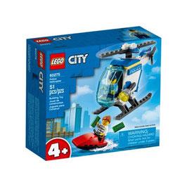 Helicóptero de Policía Lego City