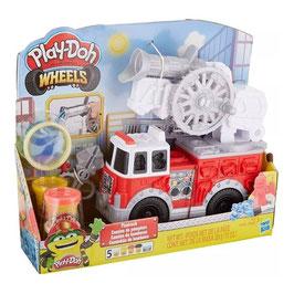 Play Doh Wheels Camión de Bomberos