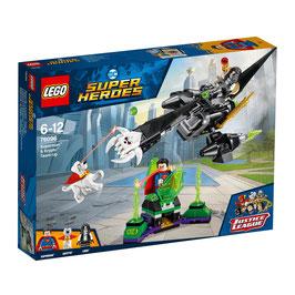 Equipo de Superman & Kripto Lego DC Justice League