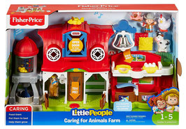 Little People Granja de Cuidado de Animales
